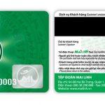 Thẻ taxi Mai Linh dành cho cá nhân và doanh nghiệp